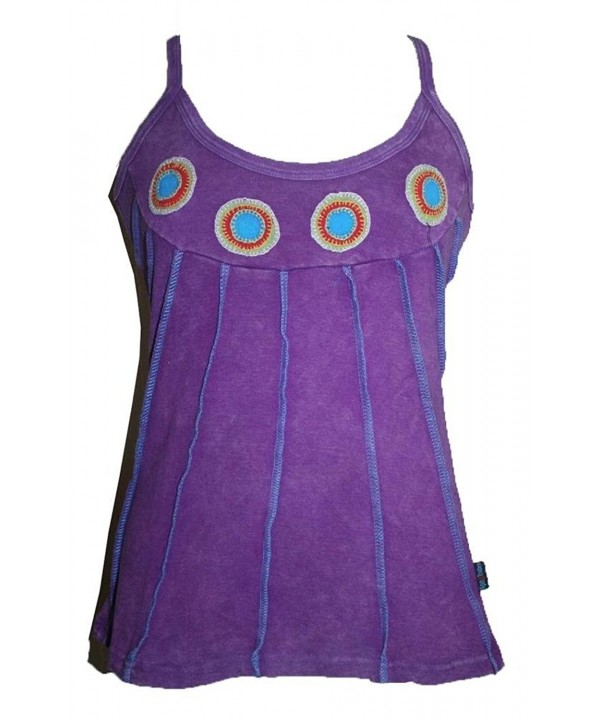 Nepal Crafted Bohemian Purple XXLarge
