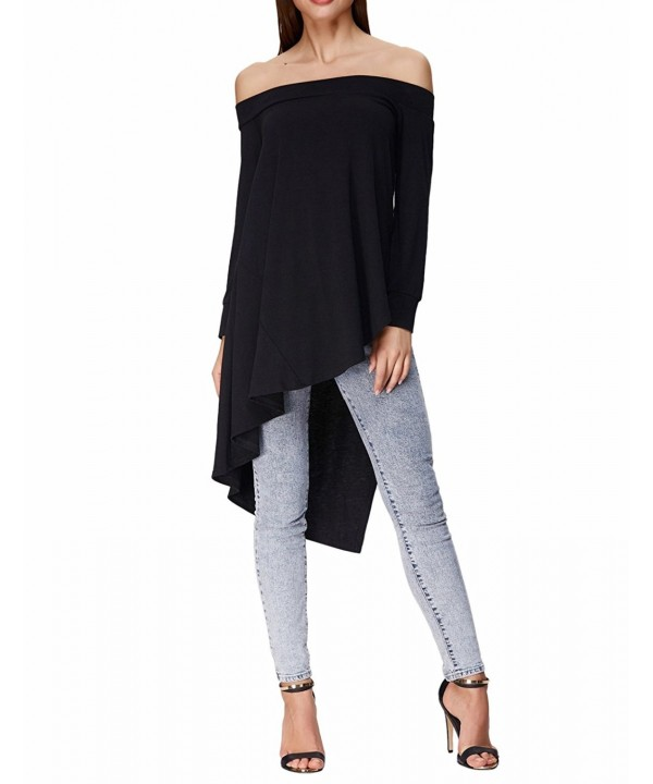Kate Kasin Fashion Sleeve Shoulder