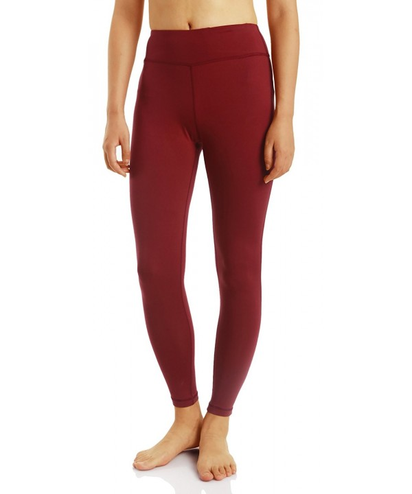 Mespirit Womens Workout Leggings Pockets