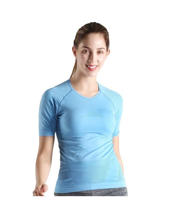 NEUYILIT Breathable Stretchy Moisture Training