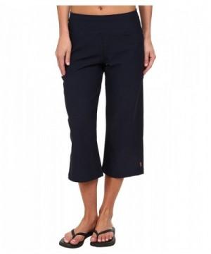 Lucy Womens Everyday Capri Pants