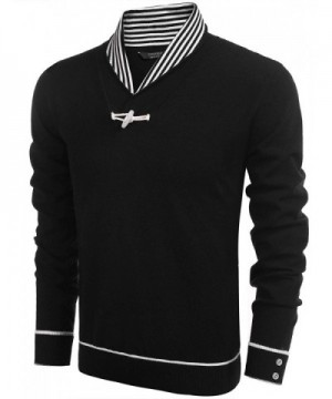 Popular Men's Pullover Sweaters On Sale