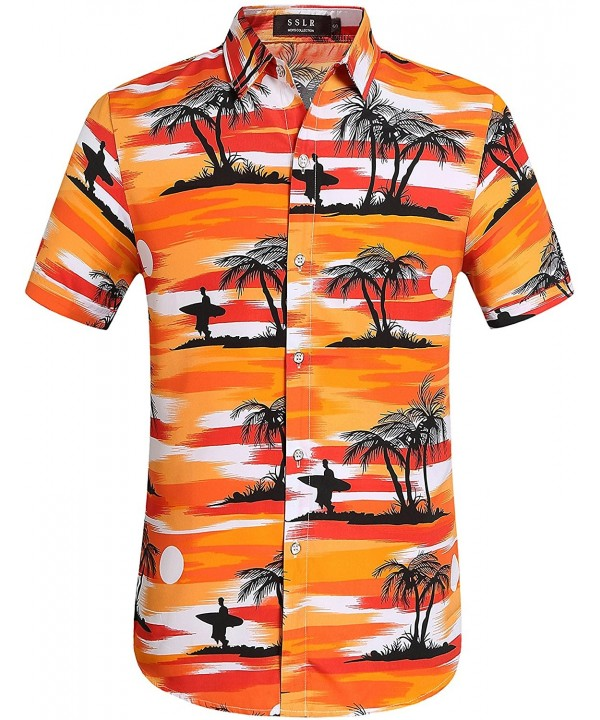SSLR Hawaiian Coconut Holiday Orange