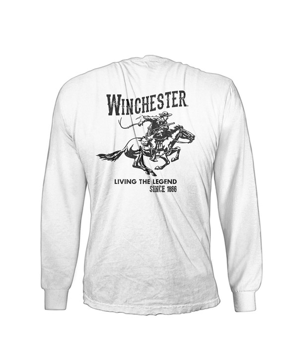 Winchester Official Vintage Graphic Printed