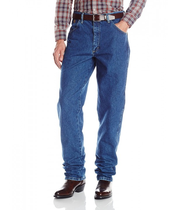 George Strait Wrangler Relaxed Heavyweight
