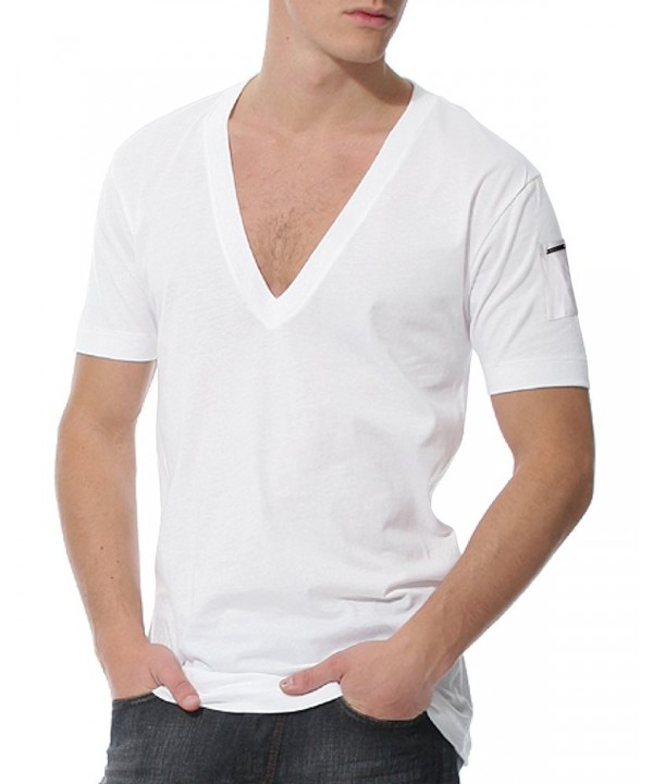 KalvonFu Modal Short Sleeve Undershirt