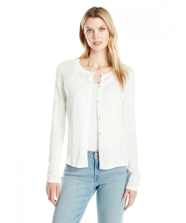 Aventura Womens Alston Sweater White