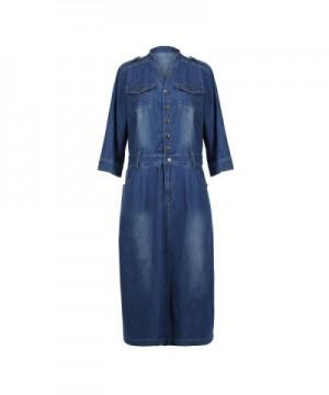NONOSIZE Womens sleeve Casual Dresses