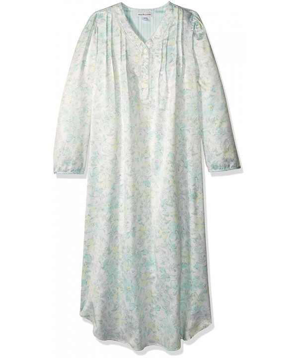 Miss Elaine Womens Brushed Floral