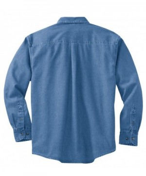 Cheap Real Men's Casual Button-Down Shirts
