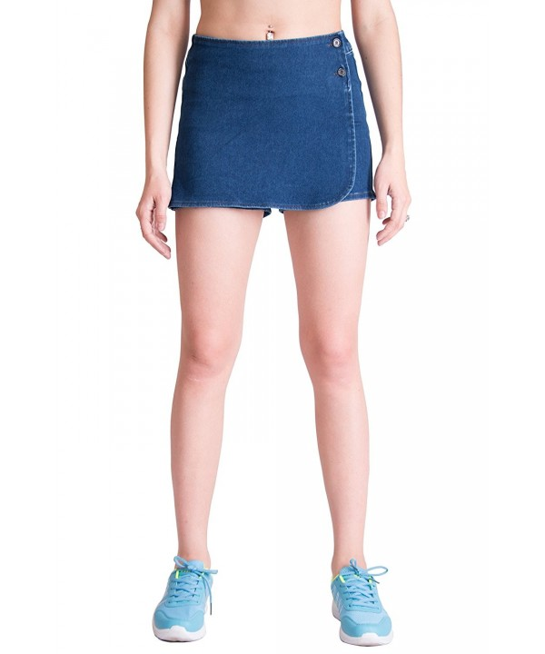 Cozy Blue Medium Atlhetic Stretch