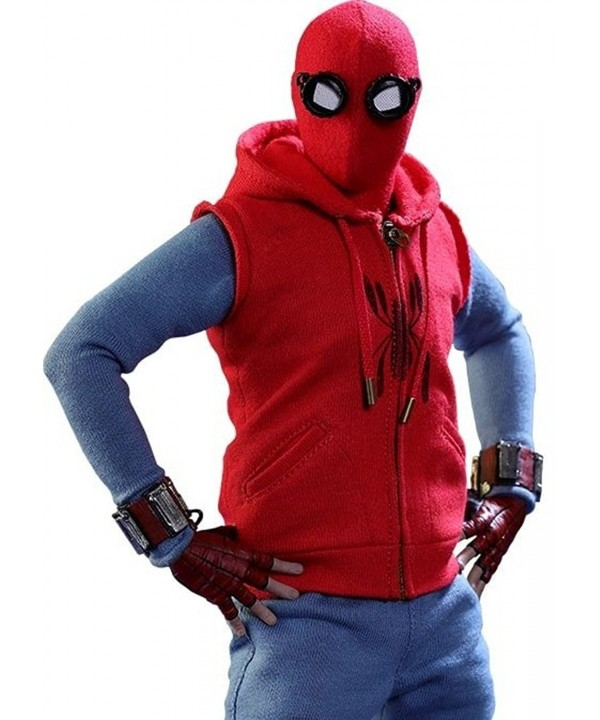 Spider man Homecoming Hoodie Vest
