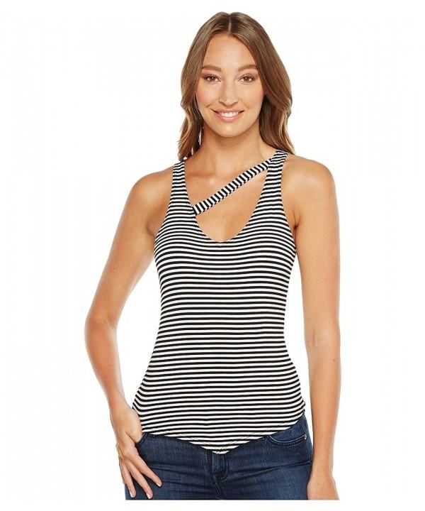 LNA Womens Stripe Single Cross