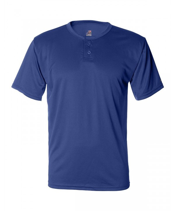 Badger Sport Adult Henley B7930