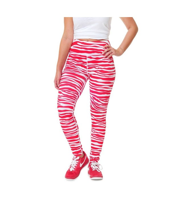 Team Tights Womens Leggings Large