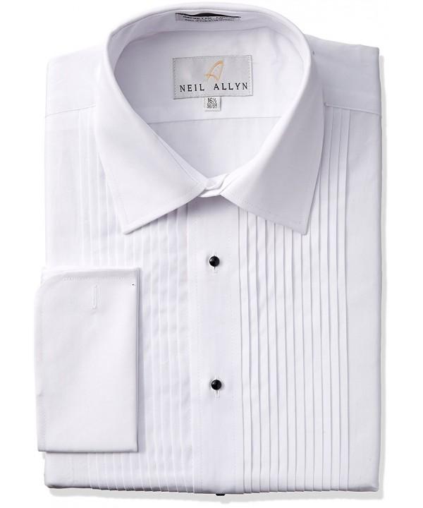 Tuxedo Shirt Neil Allyn Laydown