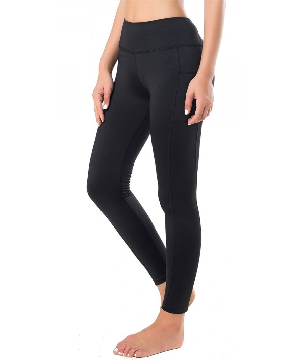 Flatik Womens Leggings Workout Active