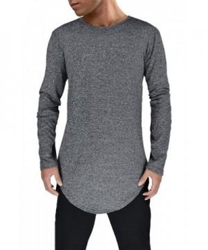 Moomphya Hipster Streetwear Longline T Shirt
