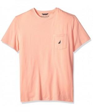 Nautica Sleeve Pocket T Shirt Medium