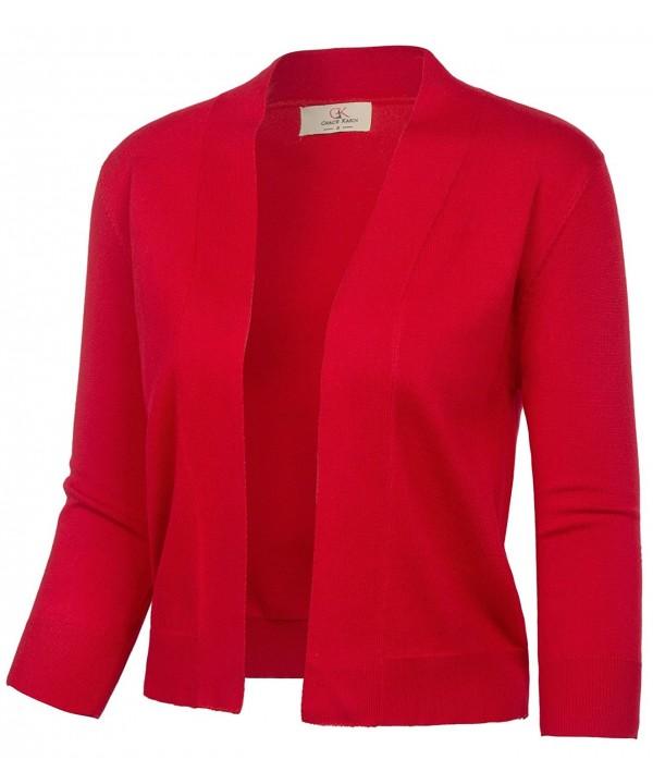 GRACE KARIN Cardigan Sweaters CL2003