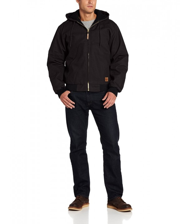 Berne Original Hooded Jacket Regular
