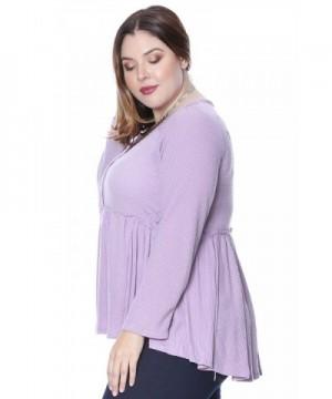 Designer Women's Henley Shirts