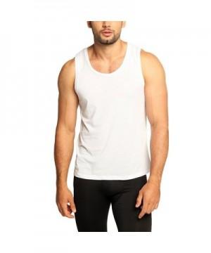 OA Muscle Scoop Skinny White