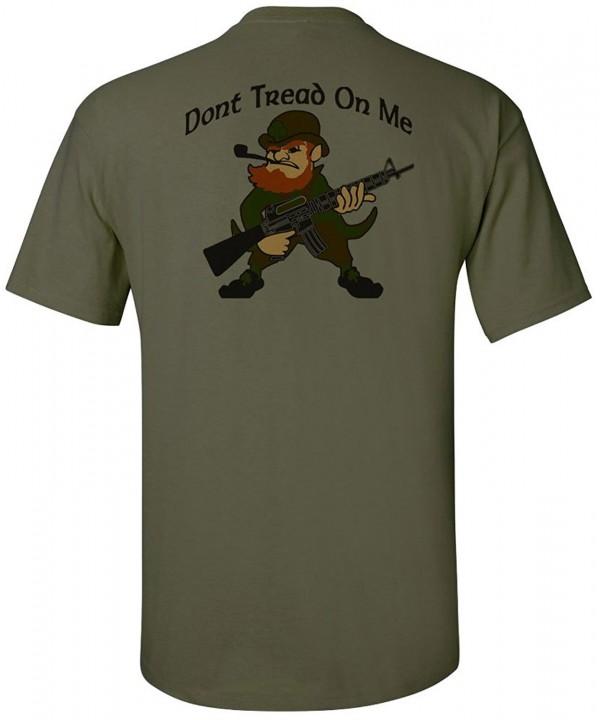 Evil Leprechaun AR 15 Shamrock Shirt