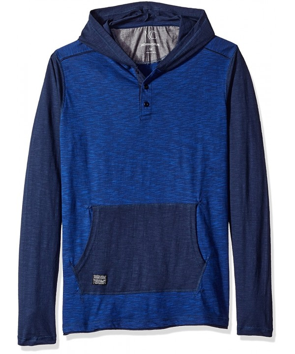 Modern Culture Project Hoodie Cobalt