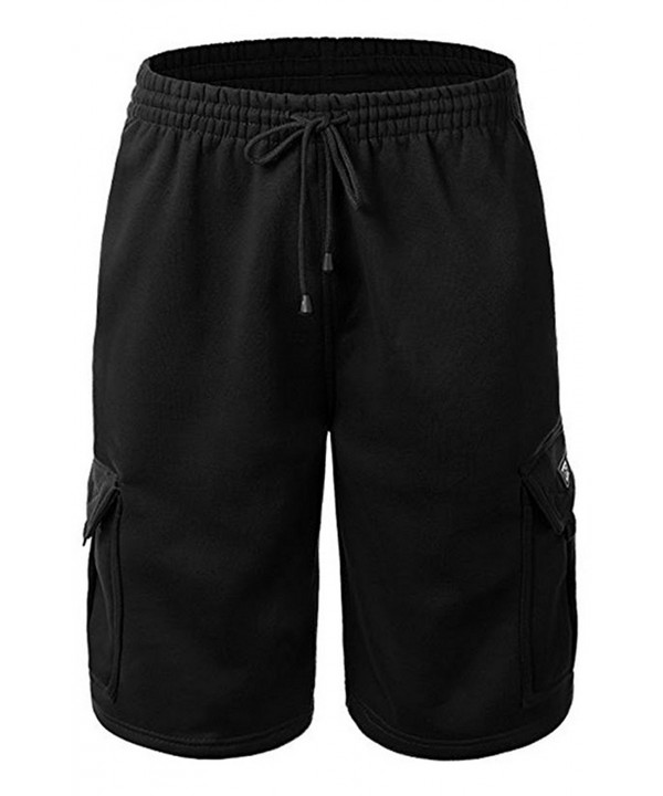 URBAN FLEECE CARGO SHORTS DREAM