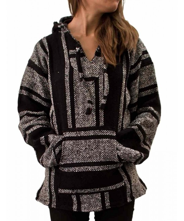 Unisex Mexican Jerga Hoodie XX Large