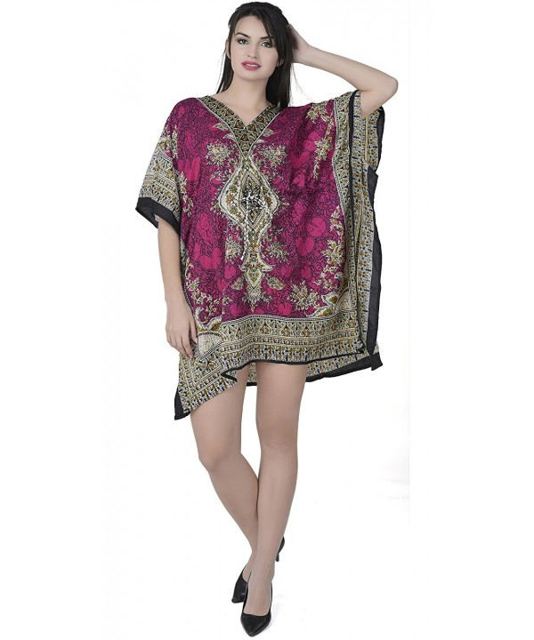 SKAVIJ Womens Ethnic Dashiki Bathing