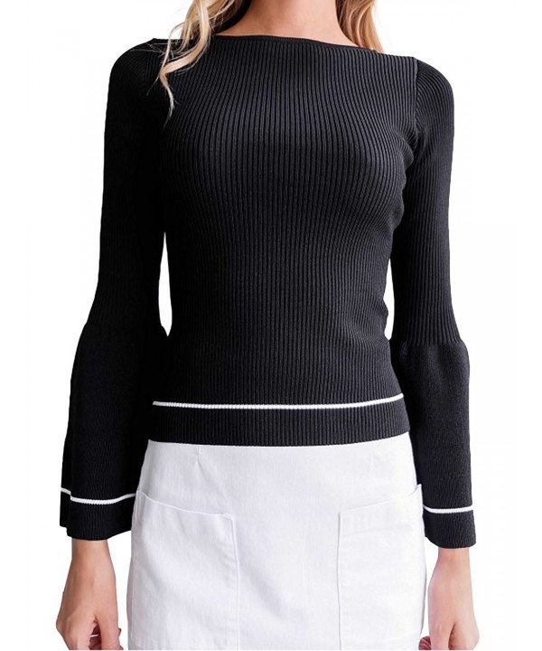 Simplee Apparel Womens Autumn Sweater