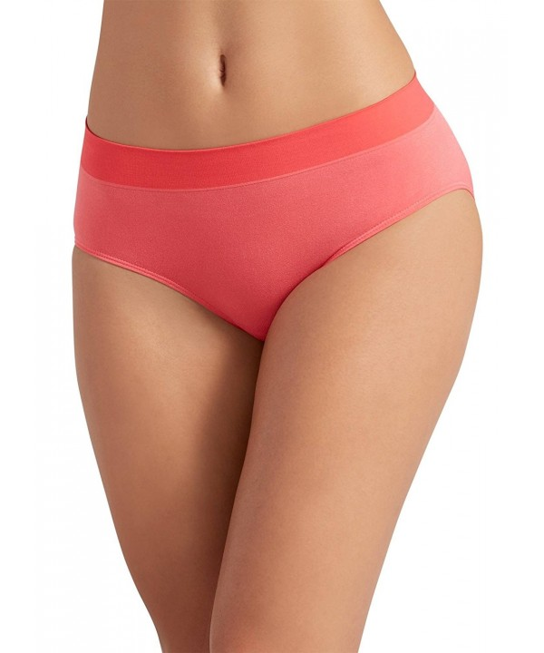 Jockey Womens Underwear Seamfree Sunkissed