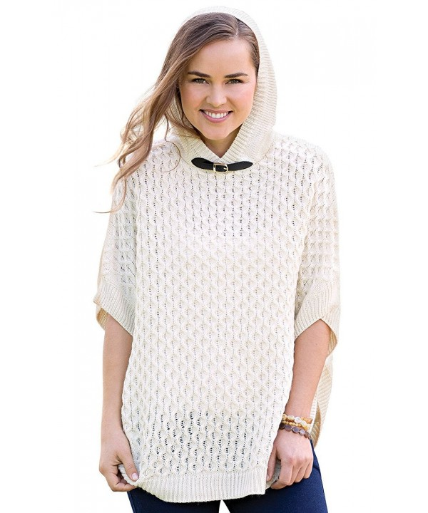 PajamaJeans Womens Hooded Sweater Onesize