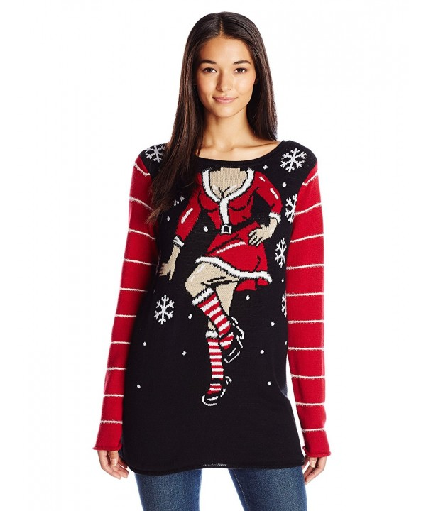 Ugly Christmas Sweater Womens Helper