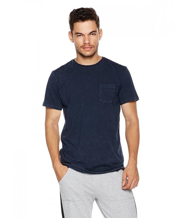Rebel Canyon Longline Pocket T Shirt