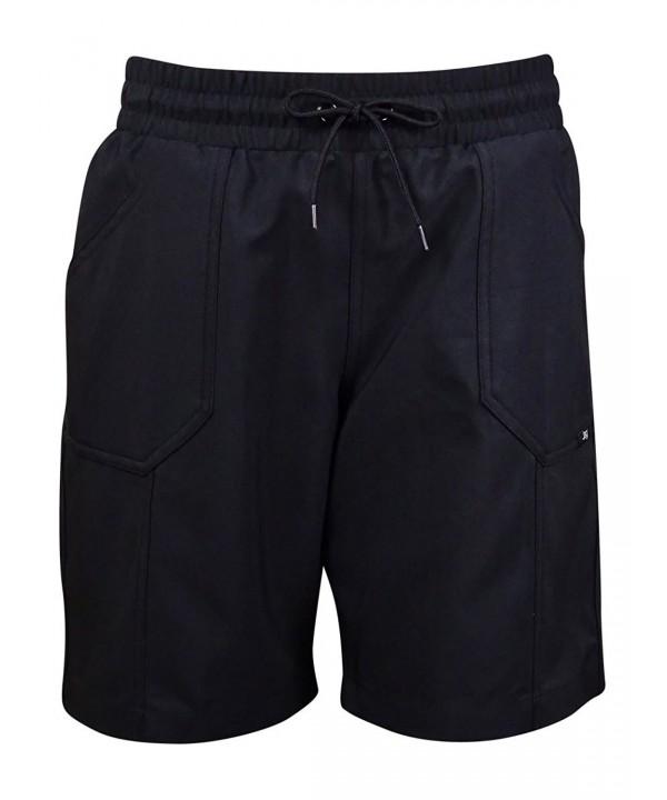 JAG Womens Drawstring Length Shorts