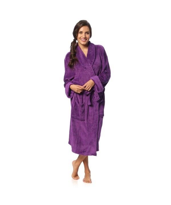 Regency New York Fleece Purple