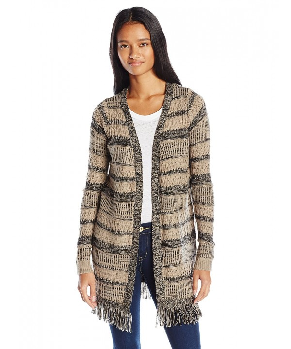 Love Design Juniors Cardigan Sweater
