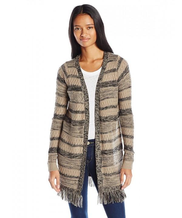 Love Design Juniors Cardigan Sweater