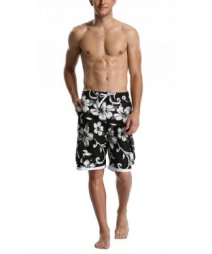 DESTTY Shorts Printed Trunks Pockets