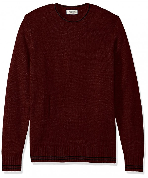 Boston Traders Balmoral Crewneck Sweater