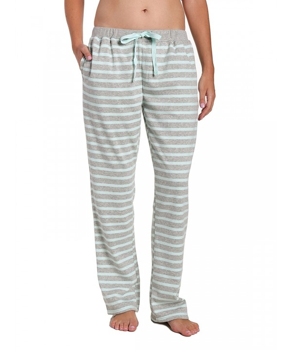 Noble Mount Womens Brushed Sweatpants