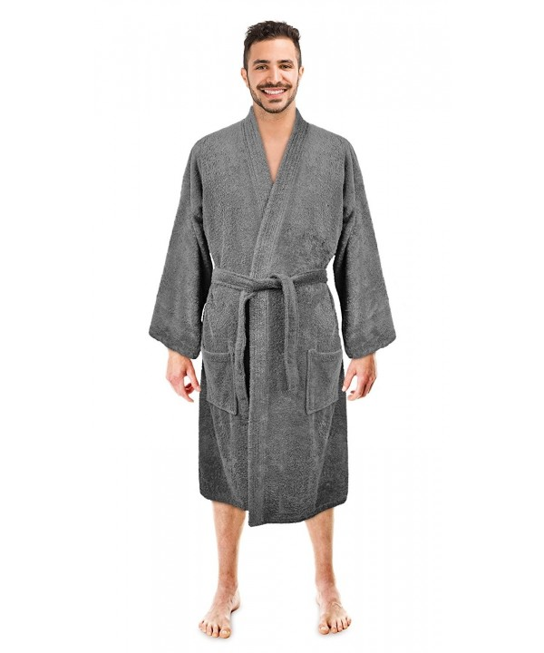 Soft Touch Linen Turkish Bathrobe