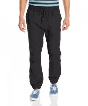 Enyce Twill Jogger Black X Large