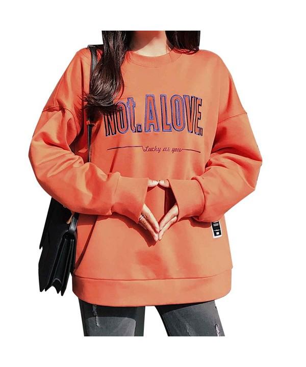 ZIQING Womens Sweatshirt Pullover Lightweight
