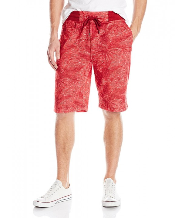 Southpole Jogger Shorts Plantation Patterns