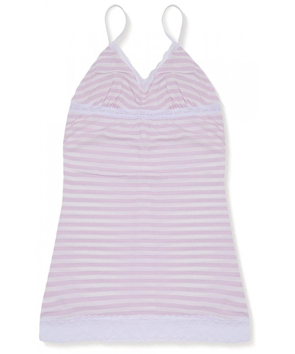 cheekfrills Womens Candy Stripe Chemise