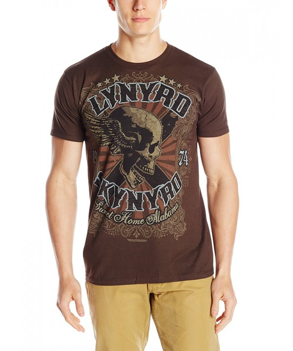 Liquid Blue Skynyrd Alabama T Shirt